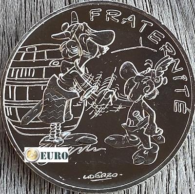 10 euro Frankrijk 2015 - Asterix fraternité bij de Britten