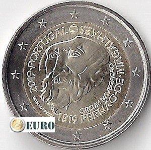 2 euro Portugal 2019 - Ferdinand Magellaan UNC