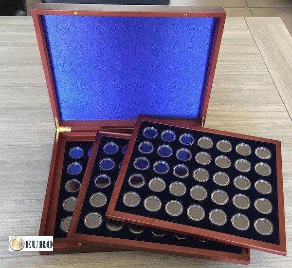 Leuchtturm 303369 Verzamelkoffer + 105 capsules