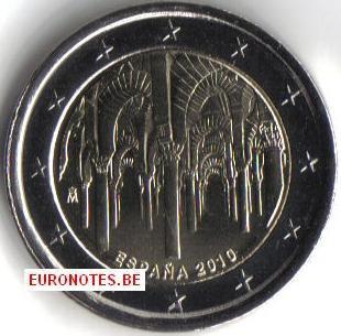 Spanje 2010 - 2 euro Cordoba UNESCO UNC