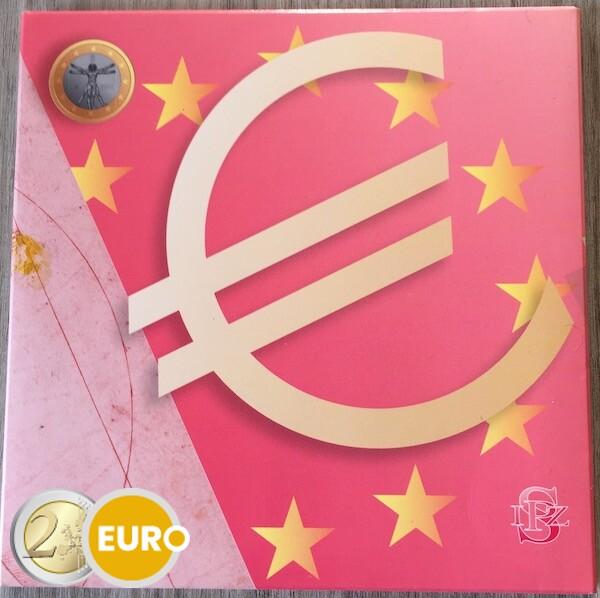 Italie 2005 - euro set BU FDC