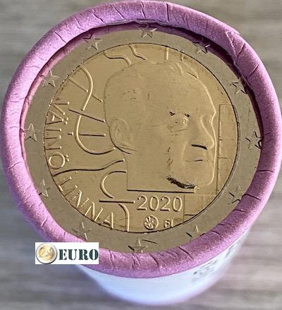 Rol 2 euro Finland 2020 - Vaino Linna