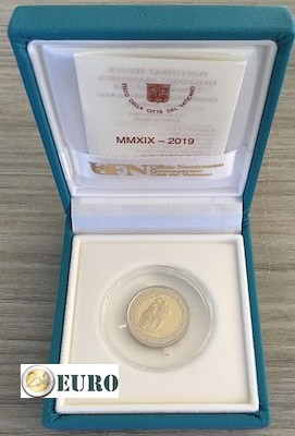 2 euro Vaticaan 2019 - Sixtijnse Kapel BE Proof