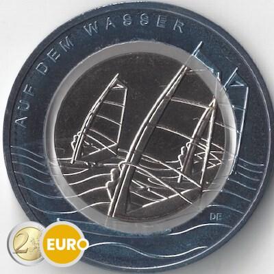 10 euro Duitsland 2021 - Op het Water UNC